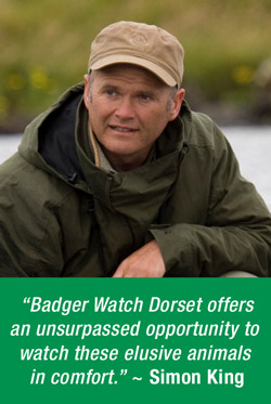 Simon King Badger Watch
